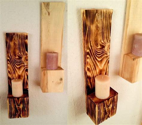 Kerzenhalter Wand Holz by Die Besten 17 Ideen Zu Wandkerzenhalter Auf