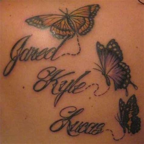 tattoo ideas for kids names kid names tattoo ideas images