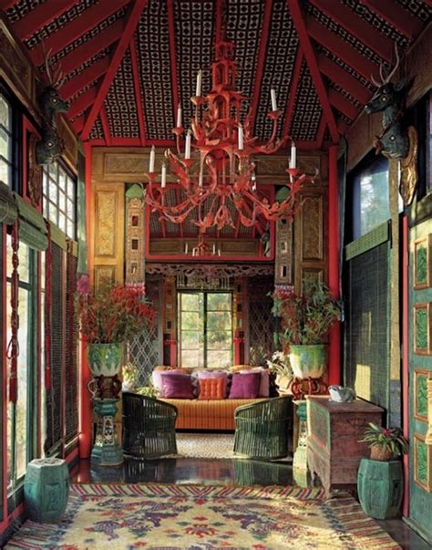 bohemian house 3 design lessons we learned from maximalist homes rl