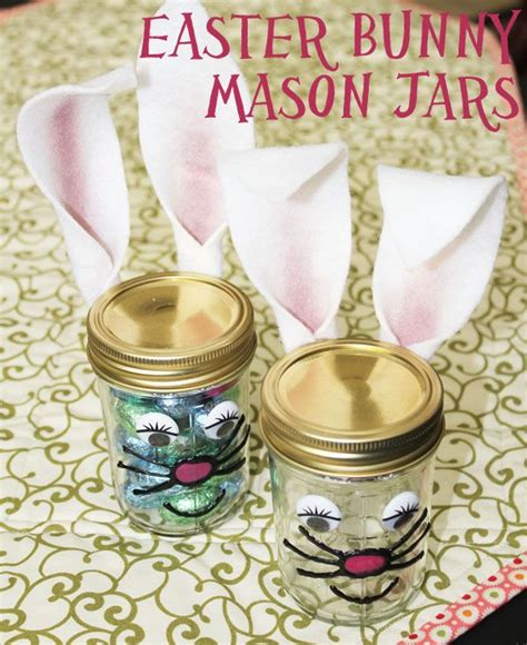 Live Themes Jar | mason jar crafts mason jar easter crafts live crafting