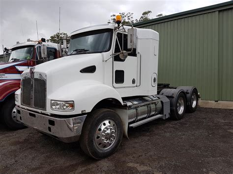 kenworth t350 for sale australia kenworth t350 it bunk cat c12 for sale