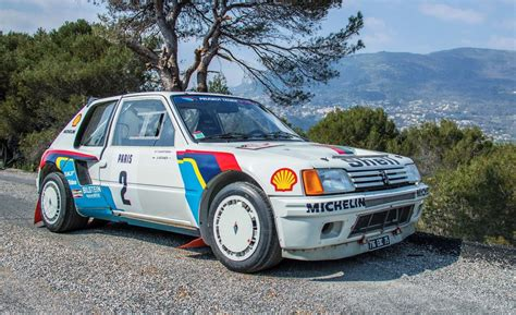 peugeot turbo 2016 rm monaco 2016 1984 peugeot 205 turbo 16 evolution 1