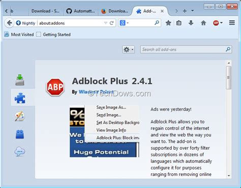 where are mozilla themes stored adblock plus update for firefox adds australis theme support