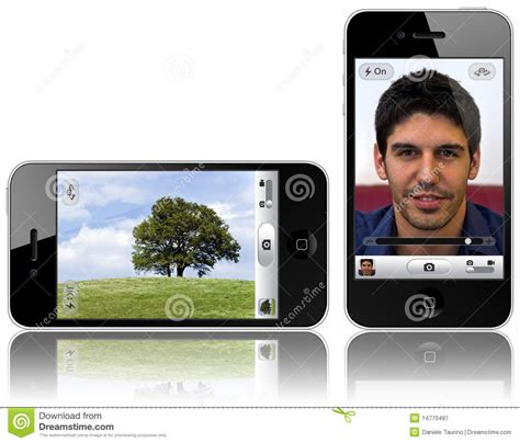 5 megapixel camera phone new iphone 4 with 5 megapixel camera editorial photography