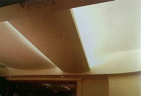 Gergaji Gypsum memperbaiki sendiri plafond gipsum di rumah anda