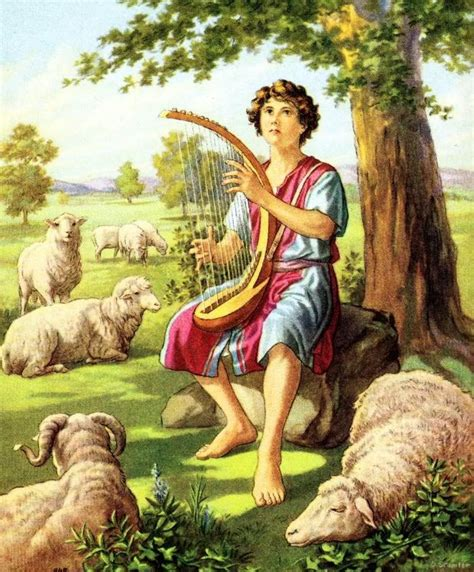 Kids bible stories kid s bible story of david the shepherd boy