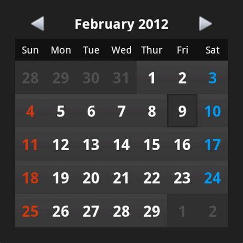 android datepicker yesyo android datepicker 183 github