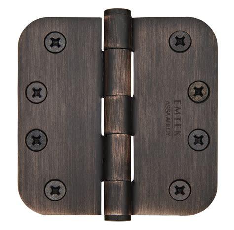 Door Hinges by 92034 Emtek 4 Inch Steel Heavy Duty Door Hinges With 5 8