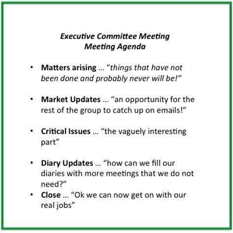 creating an agenda template 2 best agenda templates