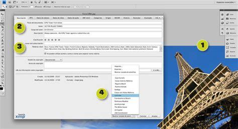 metadatos imagenes jpg la importancia de los metadatos mymicrostock la gu 237 a