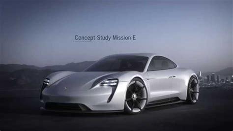 porsche mission e electric sports car get green light gas 2