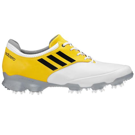 adizero golf shoes adidas adizero tour golf shoes mens white black