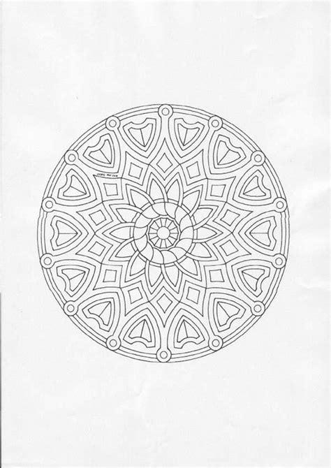 mandala coloring pages for experts mandalas for experts mandala 79