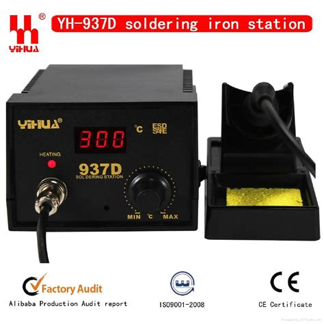 Solder Station Yihua 937d Original 2 yihua 937d repairing station china manufacturer other electrical electronic electronics