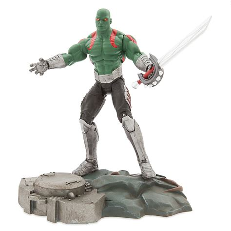 figure news guardians of the galaxy comic series marvel select figures