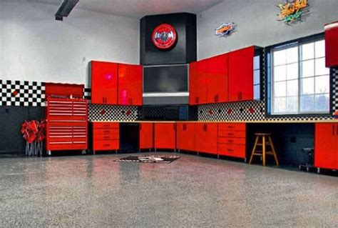 custom home garage 100 garage storage ideas for men cool organization and