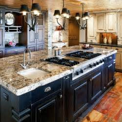 Kitchen Islands With Stove Top by Island Kitchen With Stove Kitchen Island With Built In