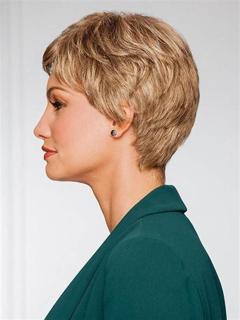 What Is A Persion Hair Cut | pixie perfect by gabor petite wigs com the wig experts