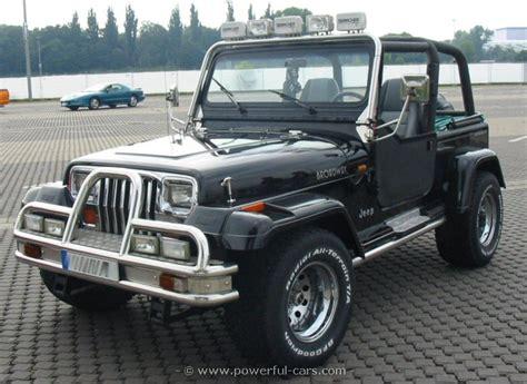 86 Jeep Wrangler Jeep 1986 Wrangler The History Of Cars Cars