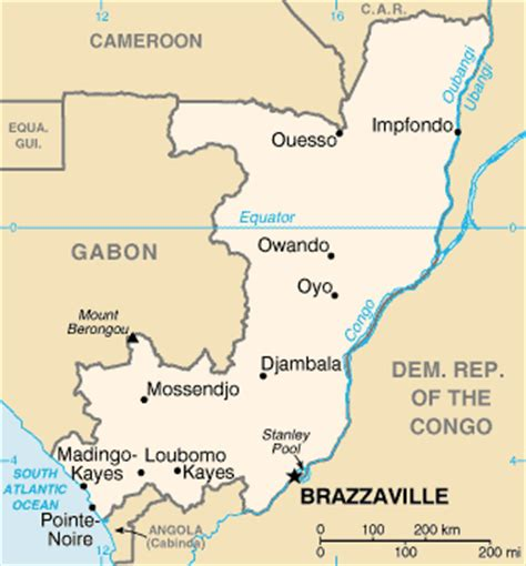 map of the republic with cities list of cities in the republic of the congo