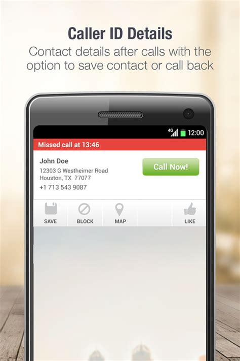 android caller id cia caller id call blocker apk free android app appraw