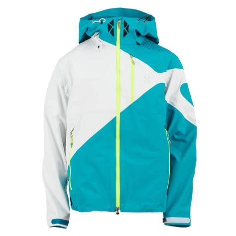 Eiger Jacket Equator 1 0 Green spyder eiger shell ski jacket s glenn