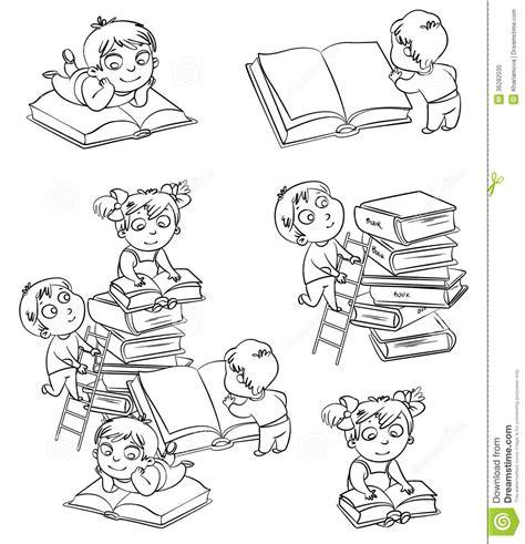 ad un isolato da te testo libri di lettura dei bambini nella biblioteca libro da