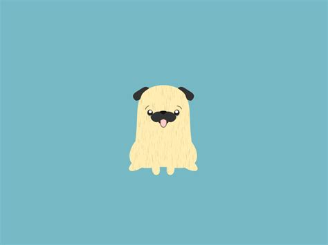 pug animation pug gifs find on giphy