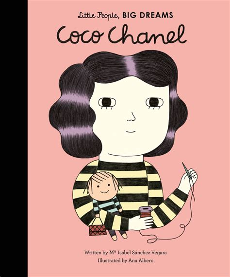 coco chanel by isabel sanchez vegara and ana albero