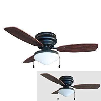 42 inch flush mount ceiling fan hardware house 17 6057 rubbed bronze 42 inch flush