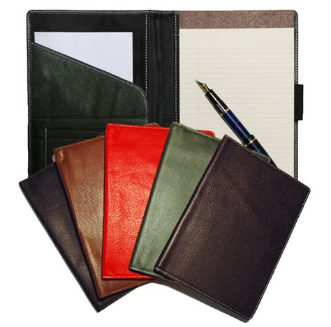 pad holder jr leather pad holders junior pad holders custom junior padfolios and portfolios