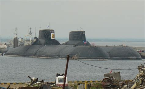 the best cv ever two typhoon class submarines 1249 215 773 warshipporn
