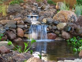 backyard ponds waterfalls pictures pond pictures waterfalls backyard koi pond
