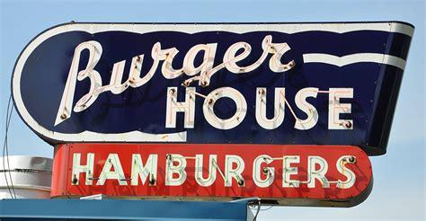 Burger House restaurants roadsidearchitecture