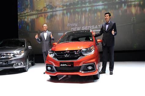 New Fogl Mobil Honda Mobilio resmi diluncurkan new mobilio 2017 sudah bisa dibeli