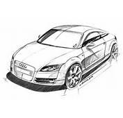 Image Voiture Audi A Imprimer Gratuit