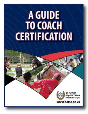 A Certification Guide new guide to coach certification canada