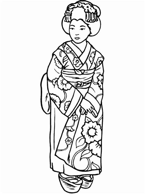 free coloring pages japanese japanese coloring pages coloring home