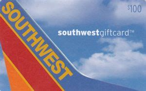 United Airlines Gift Card Exchange - gift card southwest airlines southwest airlines united states of america