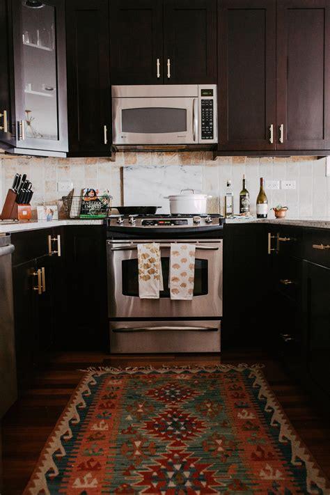 kitchen hardware our simple kitchen update gold hardware