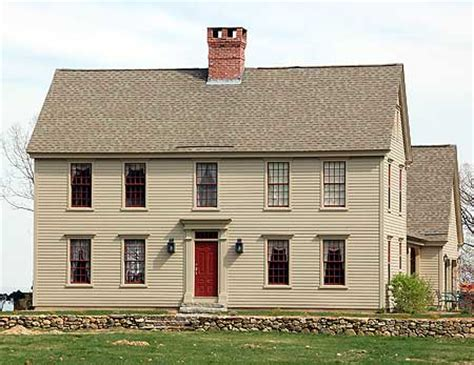 colonial saltbox house plans plan w17125cc traditional photo gallery colonial