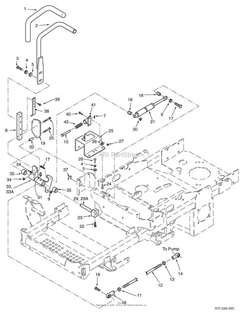 scag tiger cub wiring diagram 29 wiring diagram images