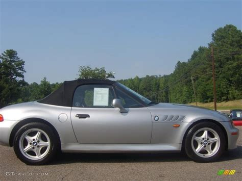1996 arctic silver metallic bmw z3 1 9 roadster 32177722 gtcarlot car color galleries