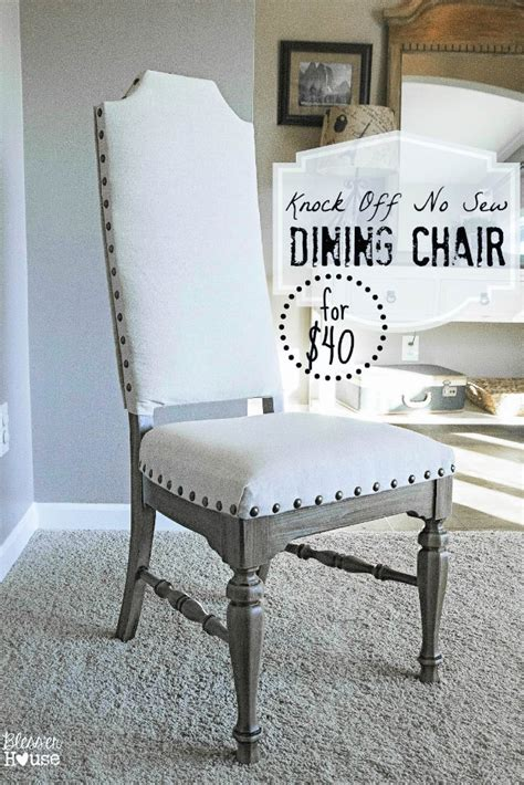 Diy Dining Chair 36 Diy Dining Room Decor Ideas Page 4 Of 4 Diy