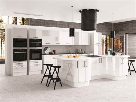 Grey And White Kitchen Jem Living Kitchens Jem Living Kitchens And Bedrooms