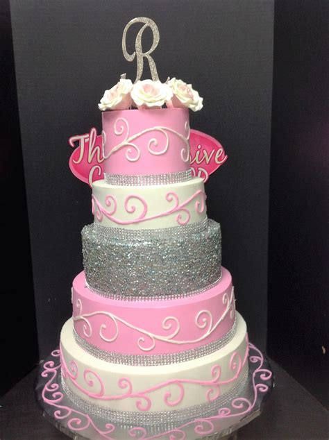 Quince/Sweet 16 Cakes   Exclusive Cake Shop