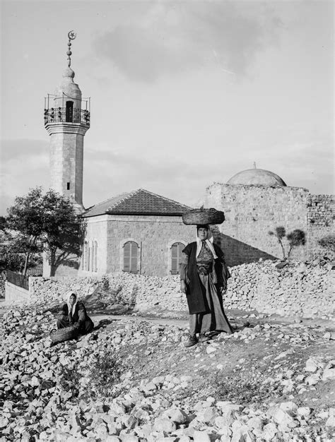 ottoman rule timeless images of jerusalem at the end of ottoman rule