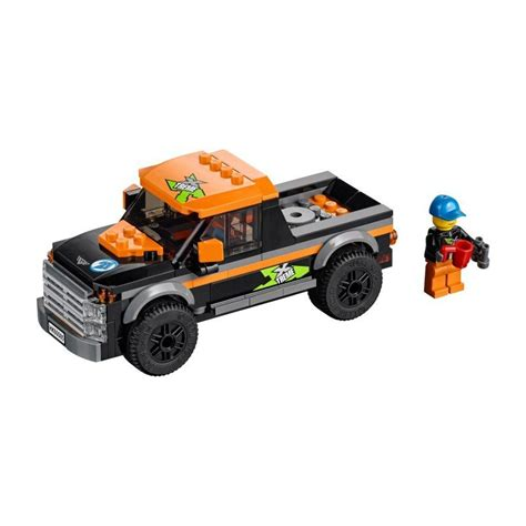 Lego City 60085 4x4 With Powerboat Set Power Motorcar Truck Boat lego 60085 4x4 with powerboat lego 174 sets city mojeklocki24
