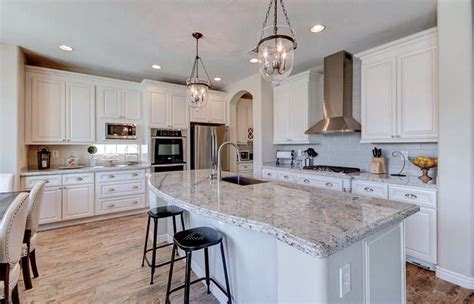 granite colors for white cabinets white granite countertops colors styles designing idea