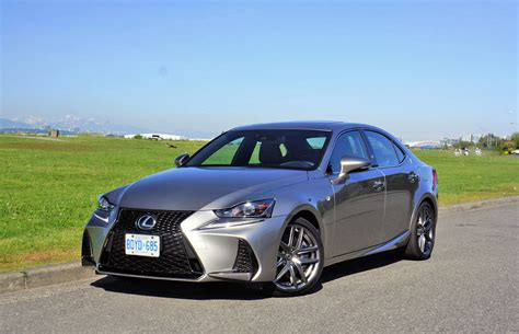 lexus awd is 350 2017 lexus is 350 awd f sport the car magazine